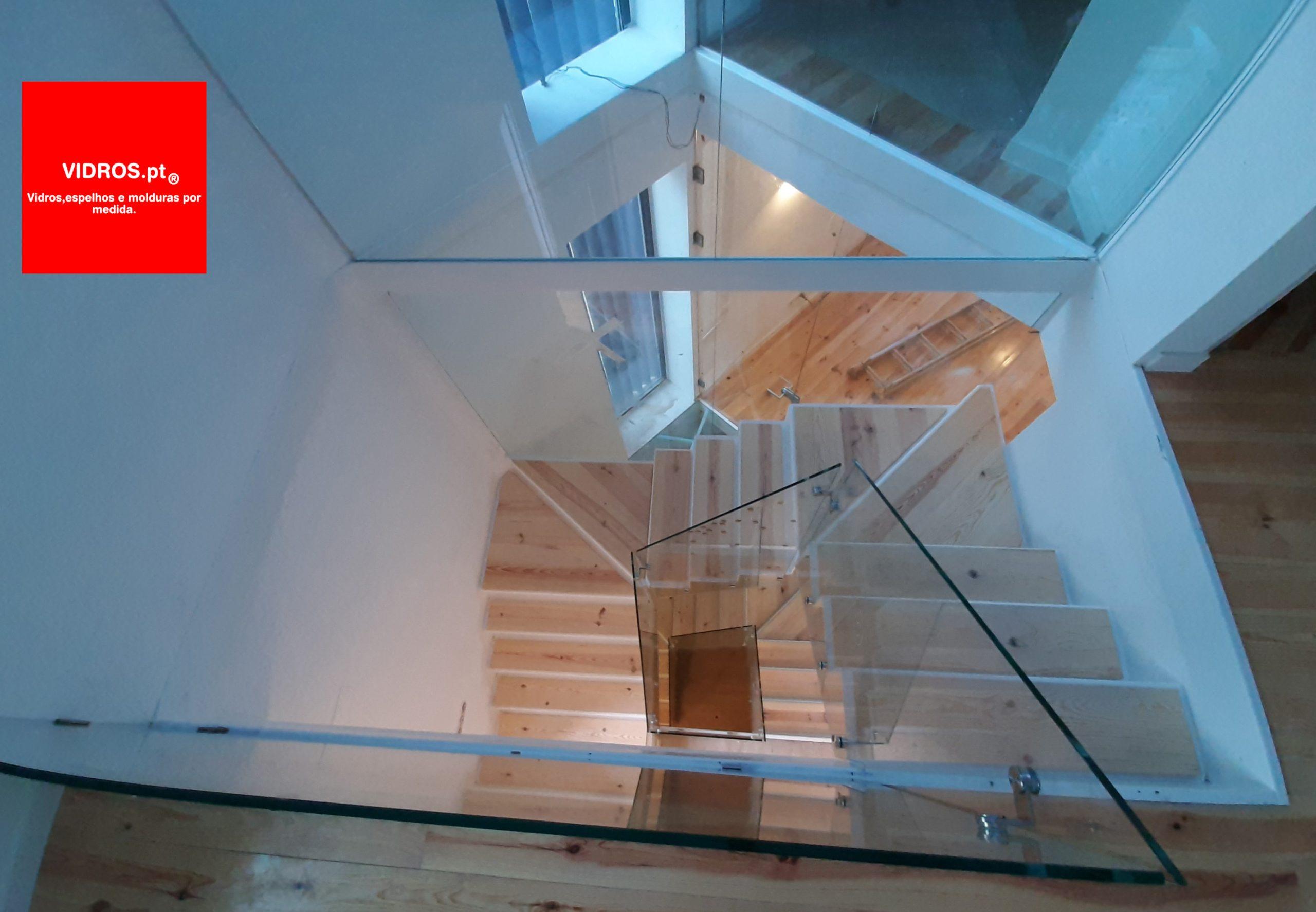 guarda escada