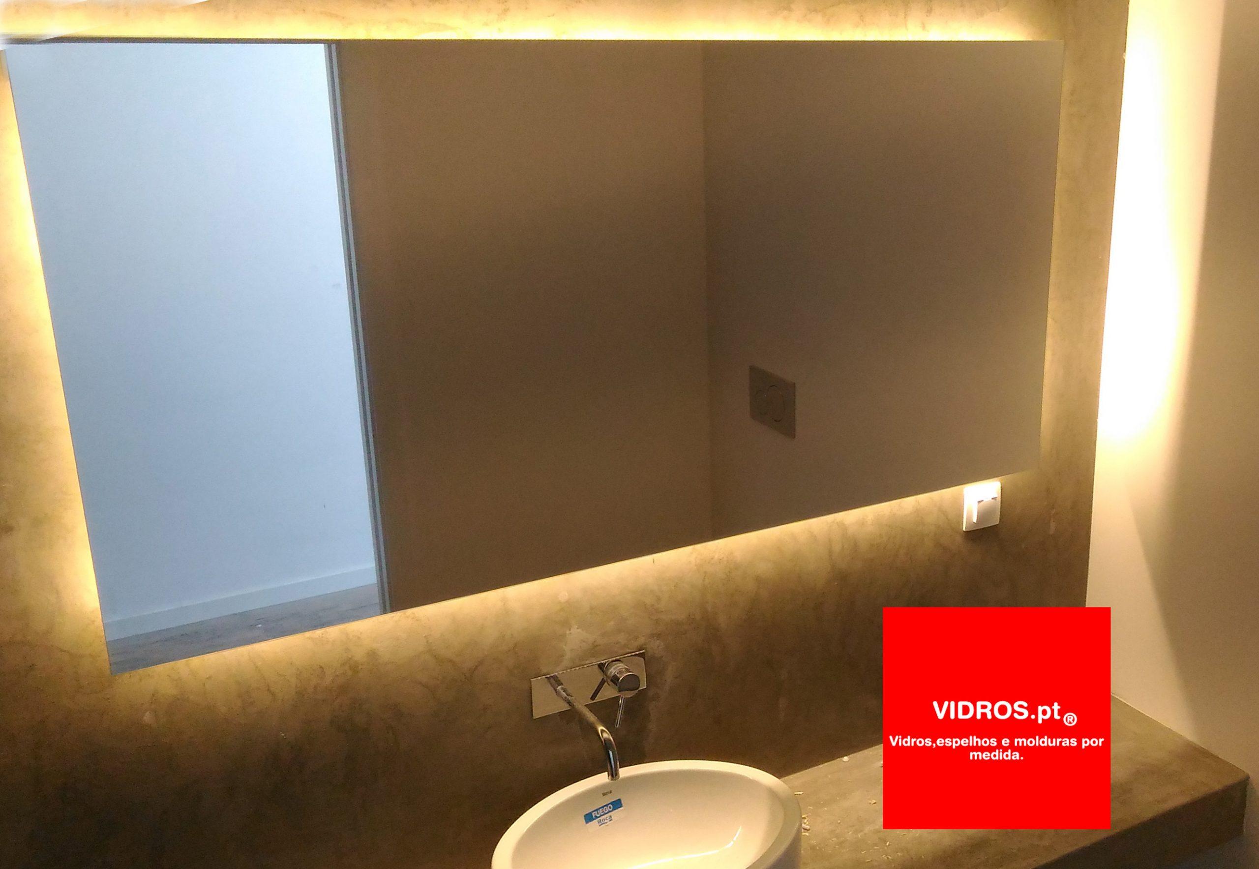 Espelho LED